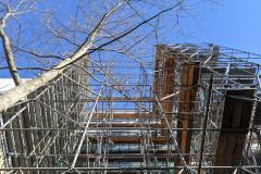 Scaffolding to Mr. and Mrs. Bruck of Philadelphia (010)