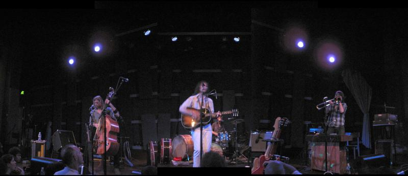 Elvis Perkins at WXPN Free at Noon