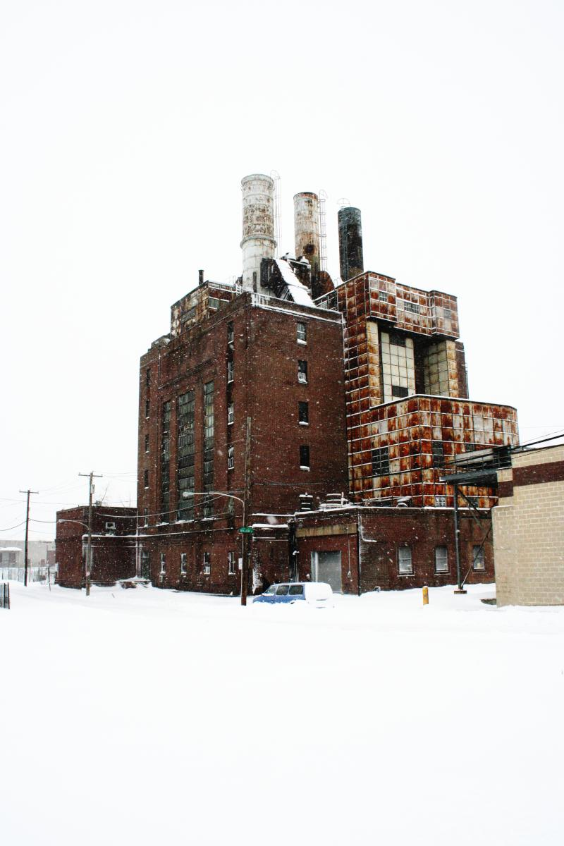 Willow Steam Plant